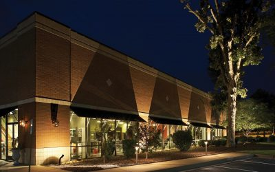 Curb Appeal: Site Lighting