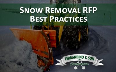 WEBINAR: Snow Removal RFP Best Practices