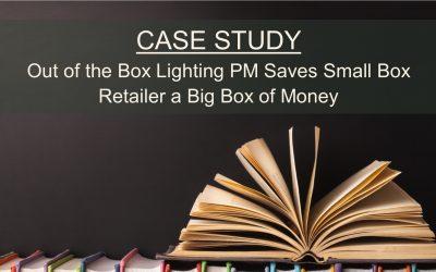 Case Study: Interior Lighting Preventative Maintenance Program