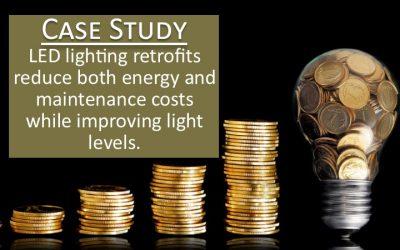 Case Study: LED Lighting Retrofit — Distribution Center