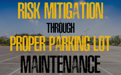 WEBINAR: BlueSky Paving's Risk Mitigation Through Proper Parking Lot Maintenance