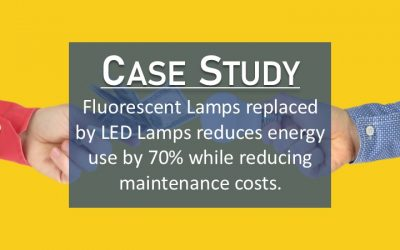 Case Study: LED Lighting Reduces Energy Use by 70% While Reducing Maintenance Costs