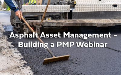 "WEBINAR: BlueSky Paving's ""Asphalt Management – Creating a PMP"""