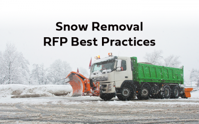 WEBINAR: 2020 Snow Removal RFP Best Practices