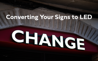 WEBINAR: Converting Your Signs to LED