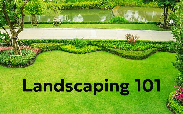 WEBINAR: Landscaping 101