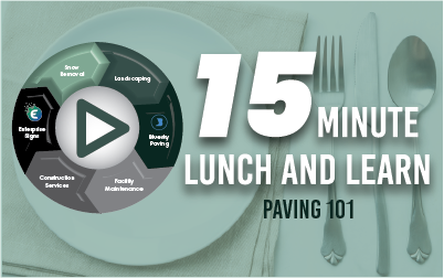 "15 Minute Lunch & Learn: BlueSky Paving's ""Paving 101"""