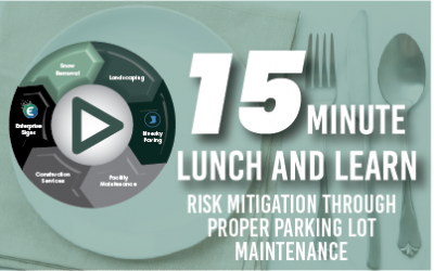 """15 Minute Lunch & Learn: BlueSky Paving's """"Paving Risk Mitigation"""""""