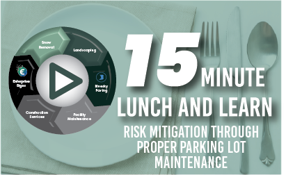 "15 Minute Lunch & Learn: BlueSky Paving's ""Paving Risk Mitigation"""