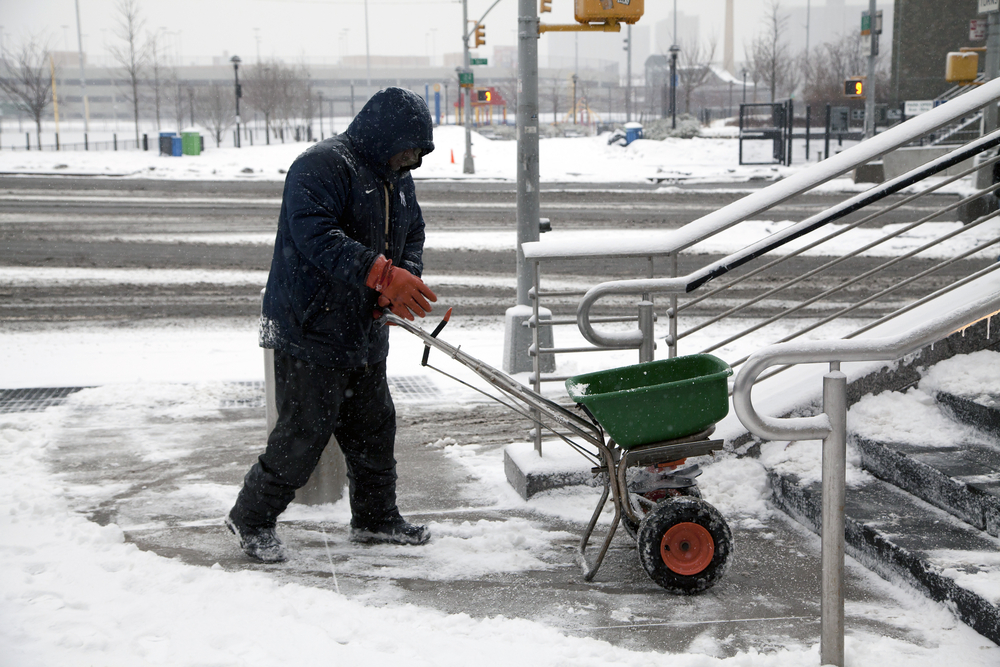 Deicing Strategies to Fit Every Budget